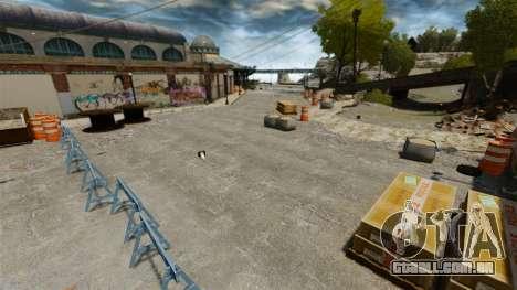 Faixa de Supermoto para GTA 4 sétima tela