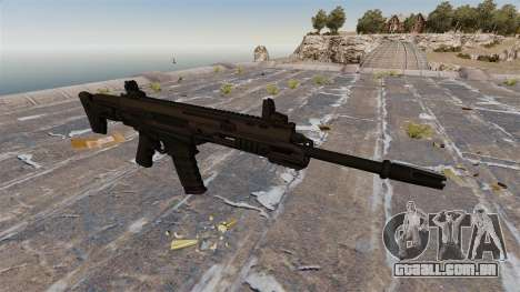 Automatic rifle Remington ACR para GTA 4