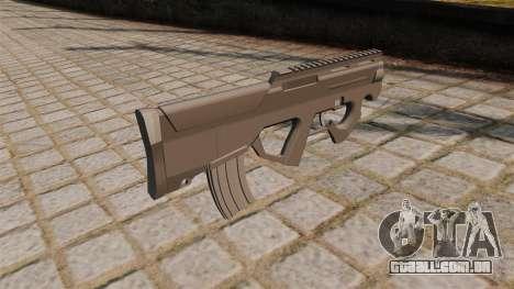 Arma MagPul PDR para GTA 4 segundo screenshot