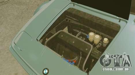 BMW M1 [EPM] para GTA 4 vista interior