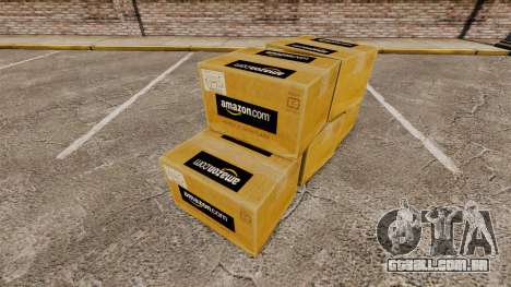 Novos logotipos em caixas para GTA 4
