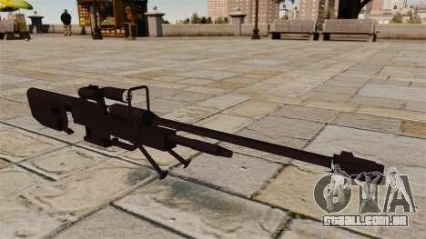Rifle sniper de Halo para GTA 4