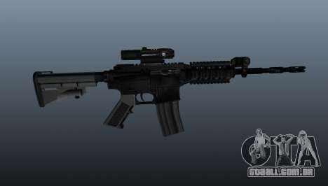 Spike M4 Carbine para GTA 4 terceira tela