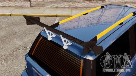Extreme Spoiler Adder 1.0.4.0 para GTA 4 oitavo tela