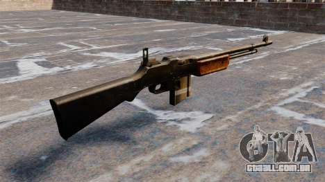 Fuzil automático Browning Bar para GTA 4 segundo screenshot