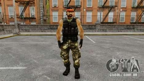 Terrorista de guerrilha da América do Sul para GTA 4