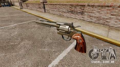 Revólver do Colt Python para GTA 4 segundo screenshot