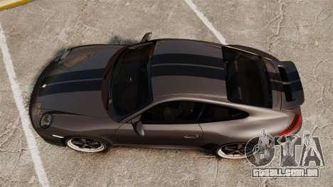 Porsche 911 Sport Classic 2010 para GTA 4 vista direita