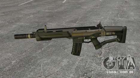Automático cicatriz v2 para GTA 4 terceira tela