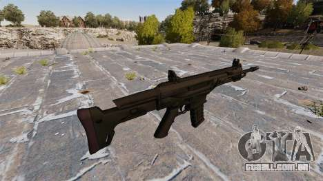 Automatic rifle Remington ACR para GTA 4 segundo screenshot