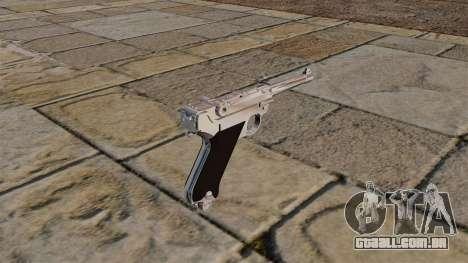 Pistola de Luger P08 para GTA 4 segundo screenshot