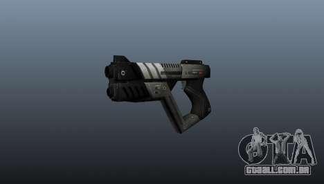 M4 Shuriken para GTA 4