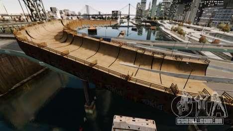 Biggest Track para GTA 4 por diante tela