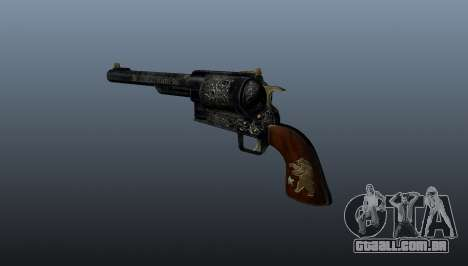 Revólver Ranger Sequoia para GTA 4 segundo screenshot