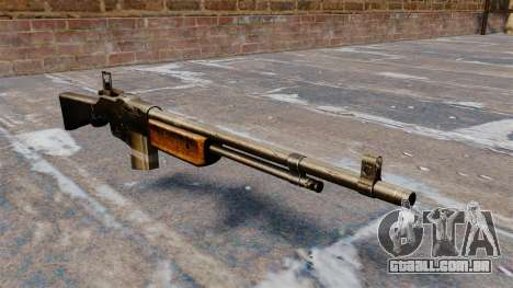 Fuzil automático Browning Bar para GTA 4