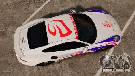 Porsche 911 Turbo 2014 [EPM] America para GTA 4 vista direita