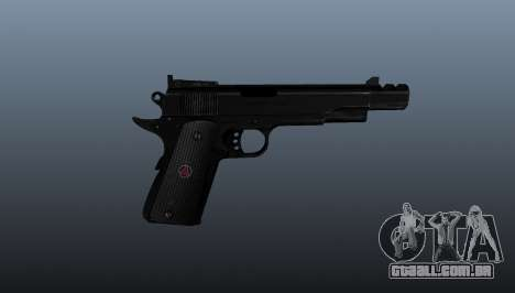 Colt Delta Elite pistola para GTA 4 terceira tela
