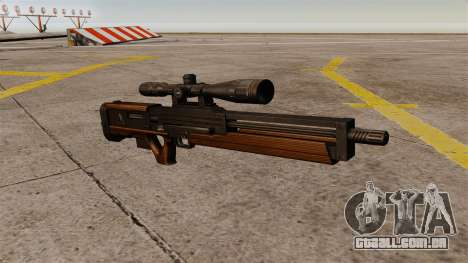 O rifle sniper Walther WA 2000 para GTA 4