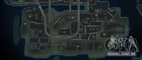 CG4 Radar Map v1.1 para GTA 4 segundo screenshot