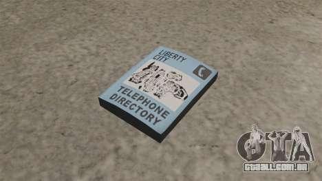 Bomba de livro para GTA 4