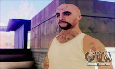 La Mara Salvatrucha Latino 2 para GTA San Andreas terceira tela