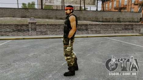 Terrorista de guerrilha da América do Sul para GTA 4 segundo screenshot
