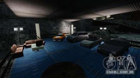 Motor Show para GTA 4 por diante tela
