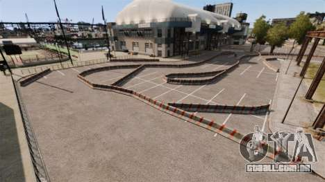 River Side Drift Track para GTA 4 segundo screenshot