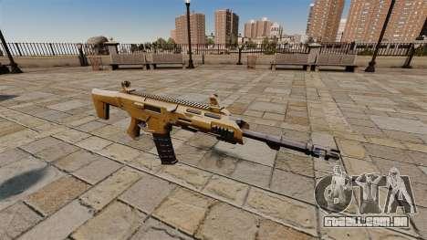 Rifle de assalto do SMALL BUSINESS SERVER 5,56 para GTA 4