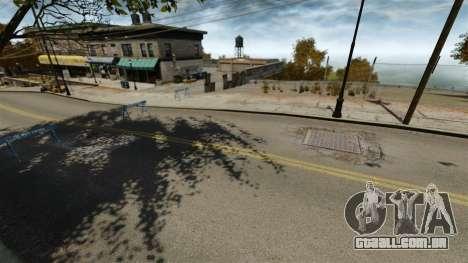Faixa de Supermoto para GTA 4 por diante tela