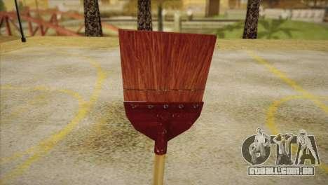 Vassoura para GTA San Andreas segunda tela