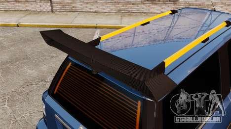 Extreme Spoiler Adder 1.0.4.0 para GTA 4 décimo tela