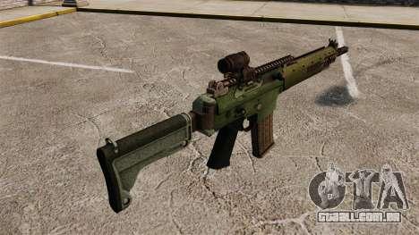 Carabina automática Ak5C para GTA 4 segundo screenshot