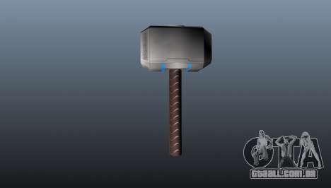 O martelo de Thor para GTA 4