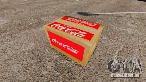 Novos logotipos em caixas para GTA 4 por diante tela