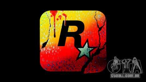 Nova intro de logotipos para GTA 4 terceira tela