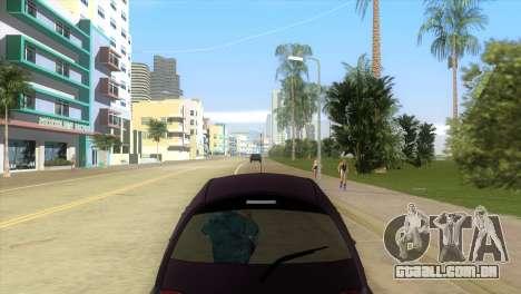 Ford Ka para GTA Vice City vista direita