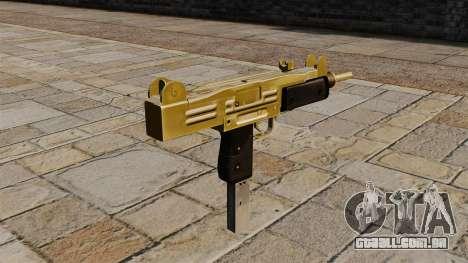 Pistola-metralhadora Uzi para GTA 4 segundo screenshot