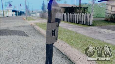 Chave ajustável para GTA San Andreas por diante tela