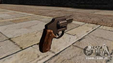 38 especial Snubnose revólver. para GTA 4 segundo screenshot