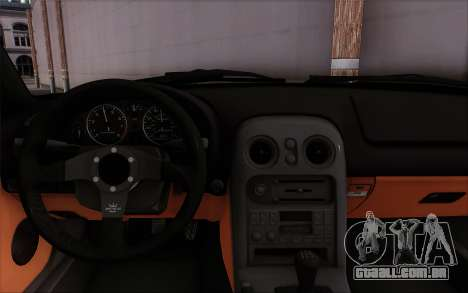 Mazda Miata para GTA San Andreas vista direita