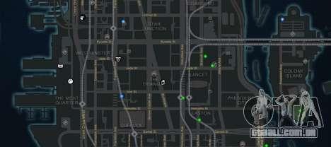 CG4 Radar Map v1.1 para GTA 4 terceira tela
