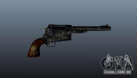 Revólver Ranger Sequoia para GTA 4 terceira tela