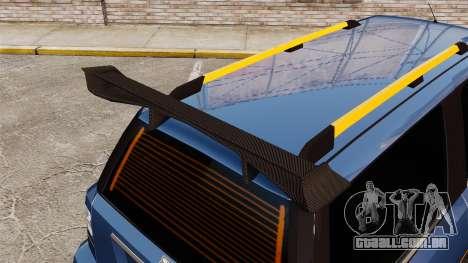 Extreme Spoiler Adder 1.0.4.0 para GTA 4 segundo screenshot