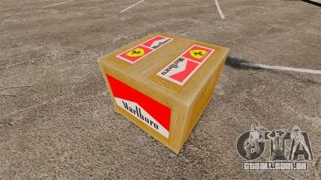 Novos logotipos em caixas para GTA 4 terceira tela