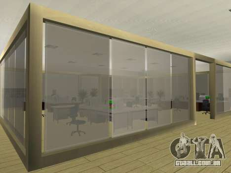 Novas texturas Interior da prefeitura para GTA San Andreas terceira tela