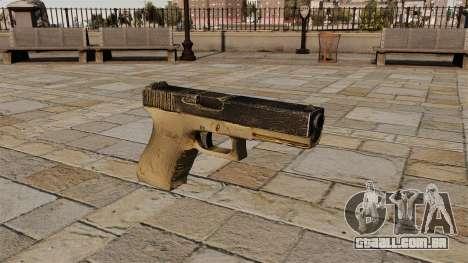 Carregamento automático pistola Glock para GTA 4