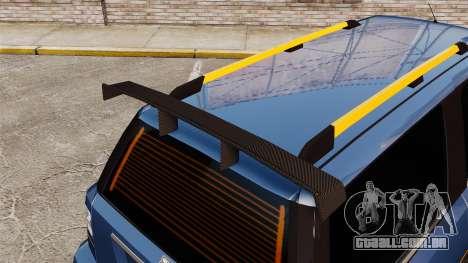 Extreme Spoiler Adder 1.0.4.0 para GTA 4 sétima tela