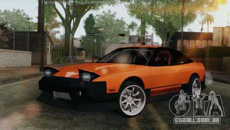 Nissan 240Sx Drift Edition para GTA San Andreas