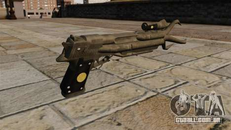 Maníaco de arma para GTA 4 segundo screenshot
